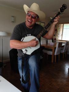 phil and banjo
