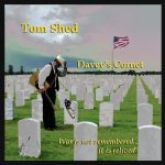 Davey's Cornet - Album Cover - Tom Shed