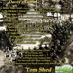 Davey's Cornet - Back Cover - Tom Shed